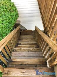 Deck Fence Cleaning Blustream Power Wash Service