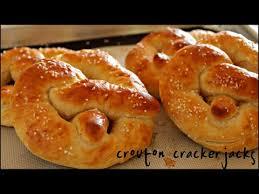 homemade soft pretzels how to make