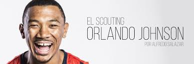 Meet Orlando Johnson from the perspective of Alfredo Salazar ...