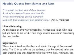 learning made easy romeo juliet