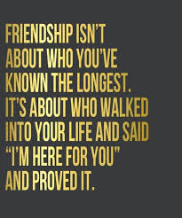 you ve known the longest great friendship quote best friend