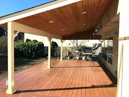 outdoor patio cover ideas deck covers