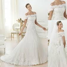 hot selling applique wedding dresses