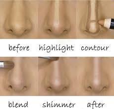 make nose smaller how to make tip of