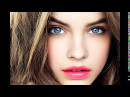 eye makeup for blue eyes and brown hair