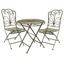 garden furniture bistro set