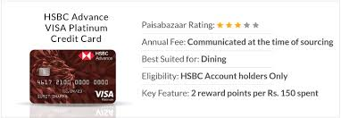 hsbc credit card reward points