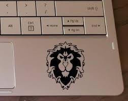 Warcraft Sticker Etsy