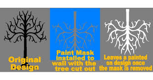 Stencil Decals