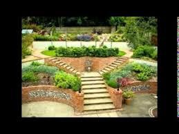sloping garden design ideas you