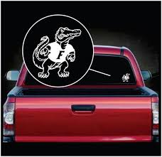 Florida Gators Window Decal Sticker Custom Sticker Shop