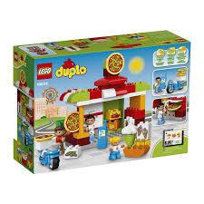 Bộ đồ chơi xếp hình LEGO DUPLO My Town 10834 Pizzeria, Giá tháng 9/2020