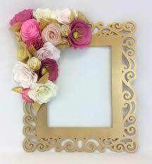 fl frame photo prop 3d flower wall