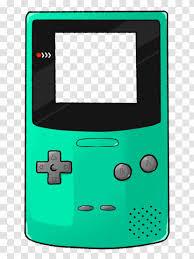 Game Boy Color Pokémon Gold And Silver Advance Video Consoles - Pixel Art - Sonja  Day Transparent PNG