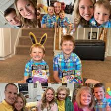 Happy Easter. Love from the Wood Family!! - Jamie Adele Wood | Facebook