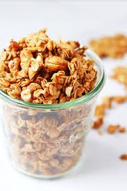 cinnamon toast crunch granola vegan