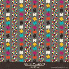 Abstract & Geometric — Wendi M. Moore