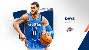 With 11 days left until the regular season, Abdel Nader represents : Thunder