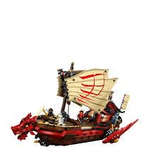 Lego NINJAGO Destiny's Bounty Ship Set