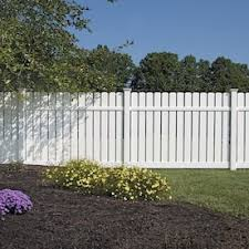 Freedom Portsmouth 6 Ft H X 8 Ft W White Vinyl Fence Panel In The Vinyl Fence Panels Department At Lowes Com