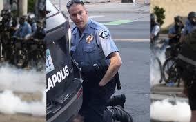 Officer who knelt on George Floyd's ...
