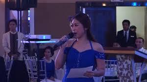 Ricky and Ted's Love Story - Wedding Host Manila NADINE SMITH - YouTube