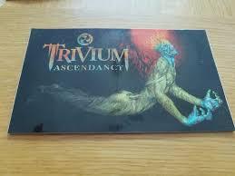 Trivium Ascendancy Rock Music Band Decal Sticker