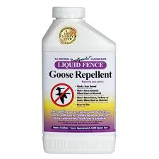 Liquid Fence Goose Repellent Concentrate 1 Gallon