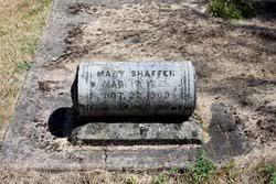 """Mary """"Polly"""" Kennedy Shaffer (1825-1909) - Find A Grave Memorial"""