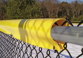 Safety Top Cap Lite For Chain Link Fences