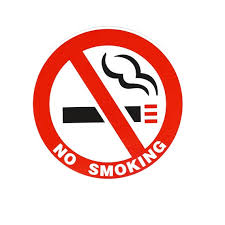 7 No Smoking Sticker Decal Window Cling Add To Doors Etsy