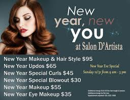 artista salon hair and makeup