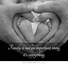 family is not an important thing it s everything picture quotes