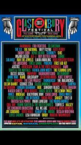 Glastonbury Lineup! : glastonbury_festival