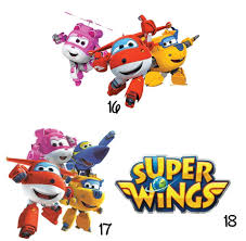 Apliques Super Wings Festa Super Wings Decoracao Aniversario Festa
