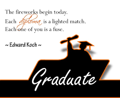 graduation quotes and inspirational sayings