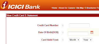 home loan icici bank home loan statement