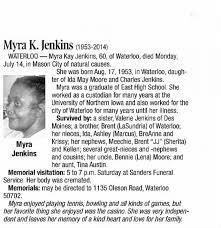 Myra Jenkins - Newspapers.com
