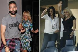 Pamela Anderson dumps France star Adil Rami after rejecting World Cup  winner's marriage proposal