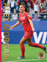 Alex Morgan: Second Edition (World Soccer Legends): Jökulsson, Illugi:  9780789213655: Amazon.com: Books