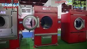Báo giá máy giặt sấy công nghiệp Tolkar cho xưởng giặt khách sạn ...