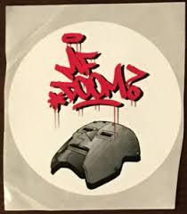 Mf Doom Rare Item Original Sticker From Operation Doomsday Tour Ebay