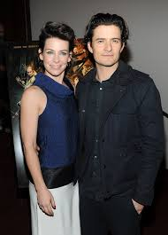 Evangeline Lilly, Orlando Bloom - Evangeline Lilly Photos - 'The Hobbit:  The Desolation of Smaug' Screening in NYC - Zimbio