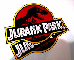 Jurassic Park Door Vinyl Decal Sticker Kit Priority Mail Jeep Etsy
