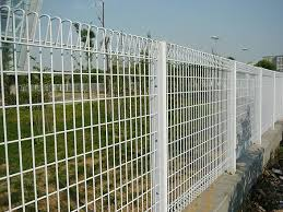 Welded Wire Mesh Fence Panels In 6 Gauge Wire Fence Panels Welded Wire Fence Fence Panels