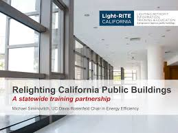 Relighting California Public Buildings