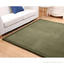 Maxyoyo Baby Play Mat Floor Mat Large Rug For Living Room Memory Foam Rug Soft Rug Kids Rug Yoga Mat Non Slip Thicken Carpet Thickness3cm 59 By 79 Inch 59 By 79 Inch B076vfk74l
