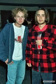Jared Leto and Devon Gummersall are Jordan Catalano and Brian ...