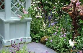 Стиль кантри в ландшафтном дизайне – деревенский уют в саду на даче
