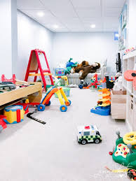 How To Finally Get Your Kids Playroom Organized